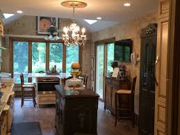 New Jersey Kitchen Cabinets West Caldwell Nj Custom Kitchen Remodel Project Before And After