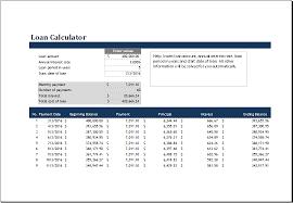 loan calculator excel template kctati info