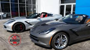 kerbeck used corvettes compare the shark gray to cyber gray and blade silver