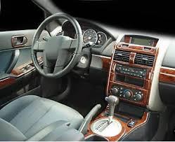 2002 Mitsubishi Galant Interior Amazon Com Mitsubishi Galant Interior Burl Wood Dash Trim Kit Set