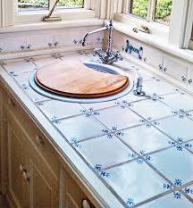Ceramic Tile Kitchen Countertops by Ceramic Tile Kitchen Countertops