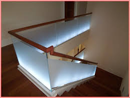modern glass railings white wooden style design interior excerpt