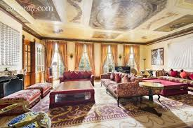 versace u0027s former upper east side mansion is now a 120 000 month