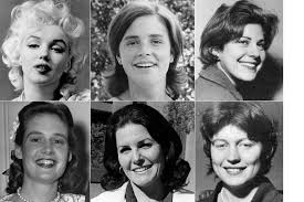 meet jfk u0027s alleged mistresses u2013 and how some met mysterious ends