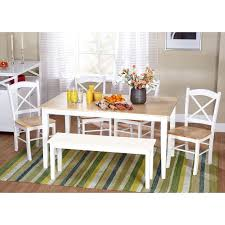 Table With Benches Set Dining Room Table Sets With Bench U2013 Martaweb