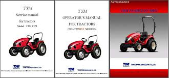 tym t233 t273 tractor repair service and 50 similar items
