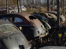 car yard junkyard rods hillards auto salvage the h a m b