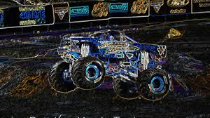 monster truck jam jacksonville fl buddy tompkin highlights in razin kane monster jam 2 18 17 jax fl