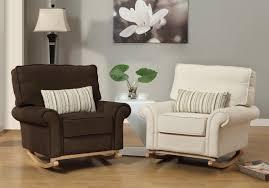 Best Nursery Glider Furniture Excellent White Target Rocking Chair For Elegant
