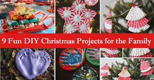 9 fun diy christmas projects for the family u2013 cute diy projects