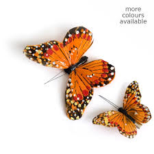 crown and glory hair accessories u2014 monarch butterfly clips