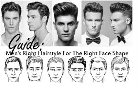 hairstyles for inverted triamgle face men to choose the right haircut for your face shape