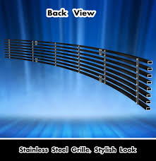 nissan altima 2013 grill egrille matte black stainless steel billet grille grill fits 07 09