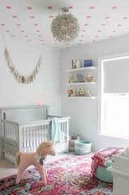 Baby Girls Nursery Sydney U0027s Baby Nursery Room Reveal C O Havenly Fab Fatale