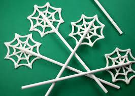 candy corn and spider web cake pops u2013 bakerella com