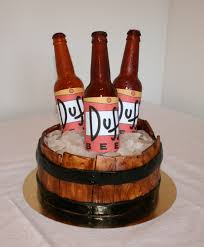 beer cake duff beer cake cakecentral com