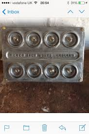 vintage industrial light switch new cast metal vintage industrial 8 gang light switch bs en