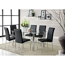 Contemporary Glass Dining Room Sets Best 25 Contemporary Dining Sets Ideas On Pinterest Beige