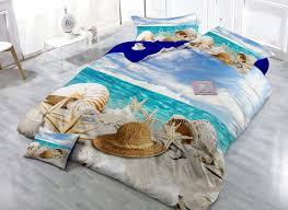 Beachy Bed Sets Themed Single Duvet Cover Sweetgalas