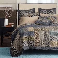 Quilted Bedspread King 155 Amazonsmile Newrara Boho Bedding Collection Bohemian Real