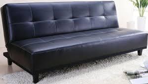 Leather Sofa Bed Joseph Pico Sofa Bed Black Sofa Bed Faux Leather