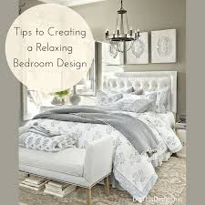 relaxing bedroom design tips on how to achieve it dig this design