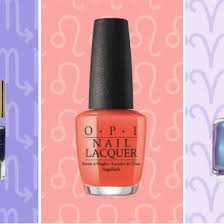 pedicure colors to the stars best nail polish color based on your zodiac star sign allure