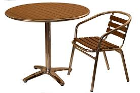 Commercial Patio Tables And Chairs Commercial Outdoor Poly Lumber Table Tops Bar Restaurant