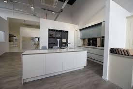 ex display kitchen island intoto german designer elea handleless ex display kitchen