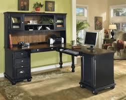 black l shaped computer desk l shaped computer desk with keyboard tray babytimeexpo furniture