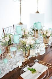 mint wedding decorations best 25 mint wedding centerpieces ideas on mint mint