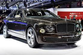 bentley mulsanne speed black 2015 bentley mulsanne speed revealed before 2014 paris debut