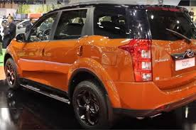 mahindra xuv500 special edition with dual tone paint revealed
