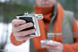 his and flasks hip flask stock photos and pictures getty images