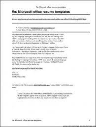 Open Office Resume Template Free Resume Templates 81 Amusing Customer Service U201a Pdf U201a For