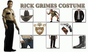 Carl Grimes Halloween Costume Celebrate Halloween 24 Walking Dead Costume