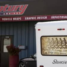 Century Awnings Century Sign Systems Awnings 1111b Industrial Way Squamish