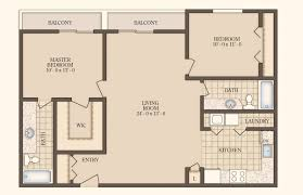 2 bedroom flat rendering house