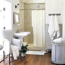 Modern Cottage Bathroom Modern Cottage Bathroom Ceramic Tile With Grout Painted