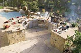 modern kitchen interior designs the best outdoor kitchens