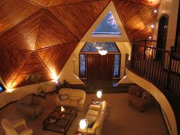 dome home interiors best 25 dome homes ideas on house geodesic