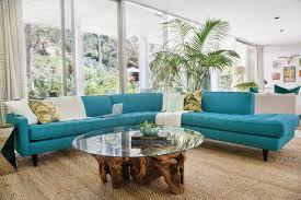 aqua sofa houzz