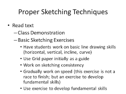 technical free hand sketching leon grant essential question why