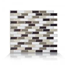 deals on peel and stick backsplash tiles smart tiles