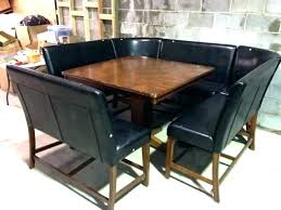 Dining Room Table Contemporary Dining Room Booth Set Contemporary Corner Nativeres Org With
