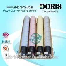 Toner Mesin Fotocopy Minolta tn220 jepang tomoegawa toner mesin fotokopi warna untuk konica
