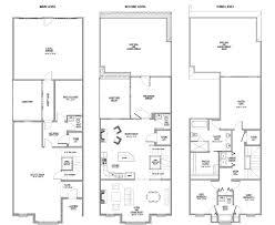 Row House Plans Moreover Baltimore Row House Floor Plans On Row House Interior Design