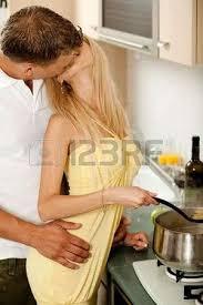 amour dans cuisine vendelices
