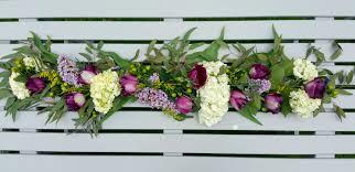 floral garland diy floral table garland a plentiful