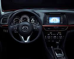 new mazda all new mazda 6 officially unveiled autoevolution